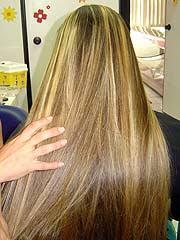 De que cabelo durante 12 anos se retiram