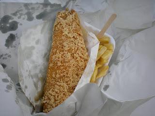 Gluten Free Fish & Chips in Letchworth Garden City