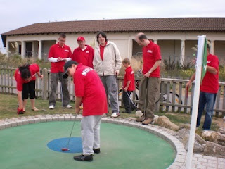 Midlands Minigolf Club Photos