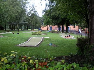 Tredegar Park Minigolf, Newport
