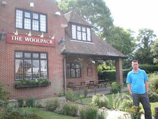 The Woolpack Inn in Smeeth