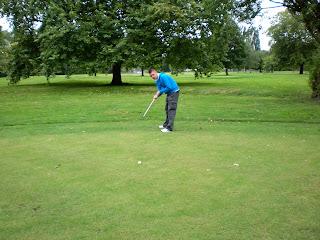 Mini Golf at the Abbey Meadows in Abingdon
