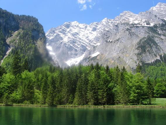 wallpaper pemandangan alam. pemandangan alam Prencis.