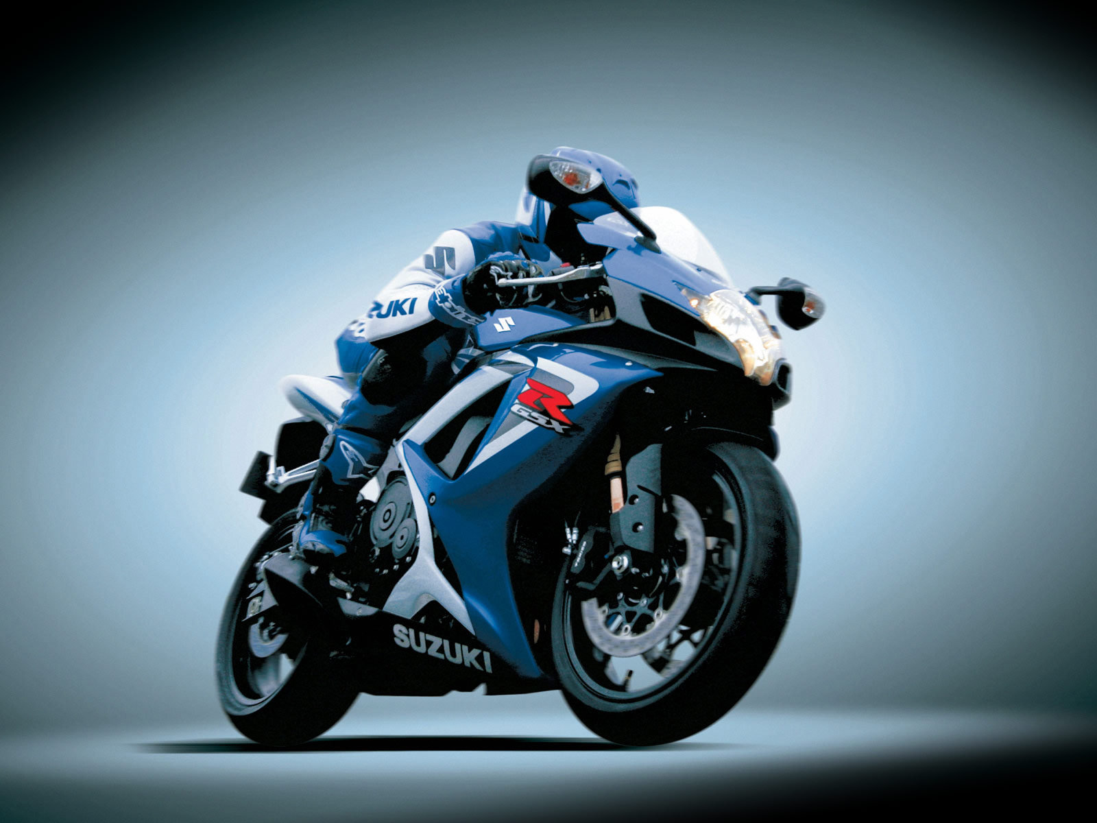 hd wallon  Gsxr 1000 K3 Wallpaper