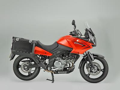 2010 Suzuki V-Strom 650