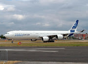 Airbus A340200 Specification Data and History (airbus )