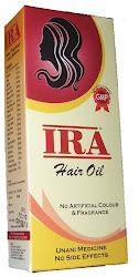 IRA Hair Oil