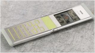 mobil nokia fetio con material de refugallo