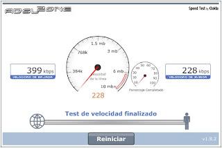 frontal da paxina test de velocidad