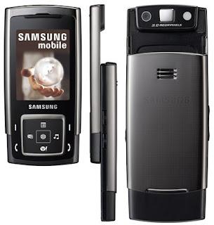 070620+Samsung+E950 Harga Dan Spesifikasi Handphone Samsung E950
