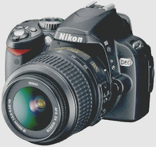 NIKON D60