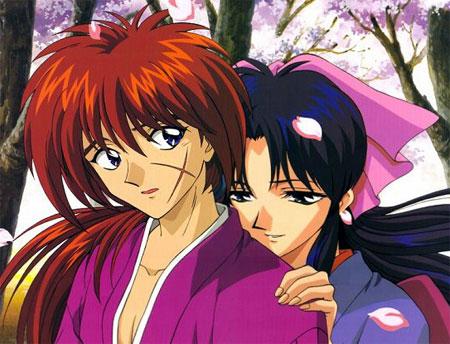 >>1 Kenshin Himura Wallpaper | samurai X