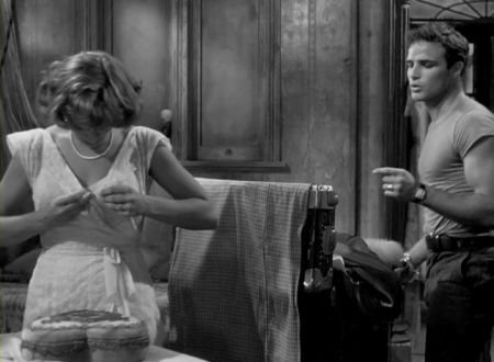 but there's such a strong thread of A Streetcar Named Desire running