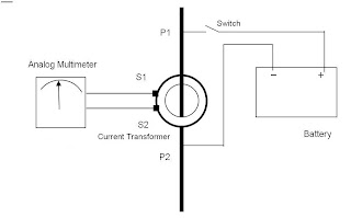 Checking the Polarity of Current Transformers on schneider electric transformer wiring diagram, 208 transformer wiring diagram, inverter wiring and transformer grounding diagram, electrical transformer diagram, 3 phase transformer connection diagram, transformer single line diagram, 3 phase transformer wiring diagram, isolation transformer wiring diagram, how does a transformer work diagram, a c transformer wiring diagram, power transformer wiring diagram, class 2 transformer wiring diagram, 12 pulse transformer winding diagram,