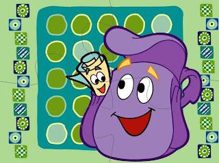 Kids Cartoon Gallery Dora The Explorer Backpack