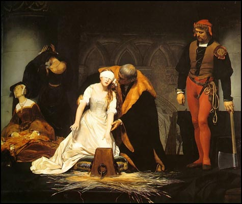 the execution of lady jane