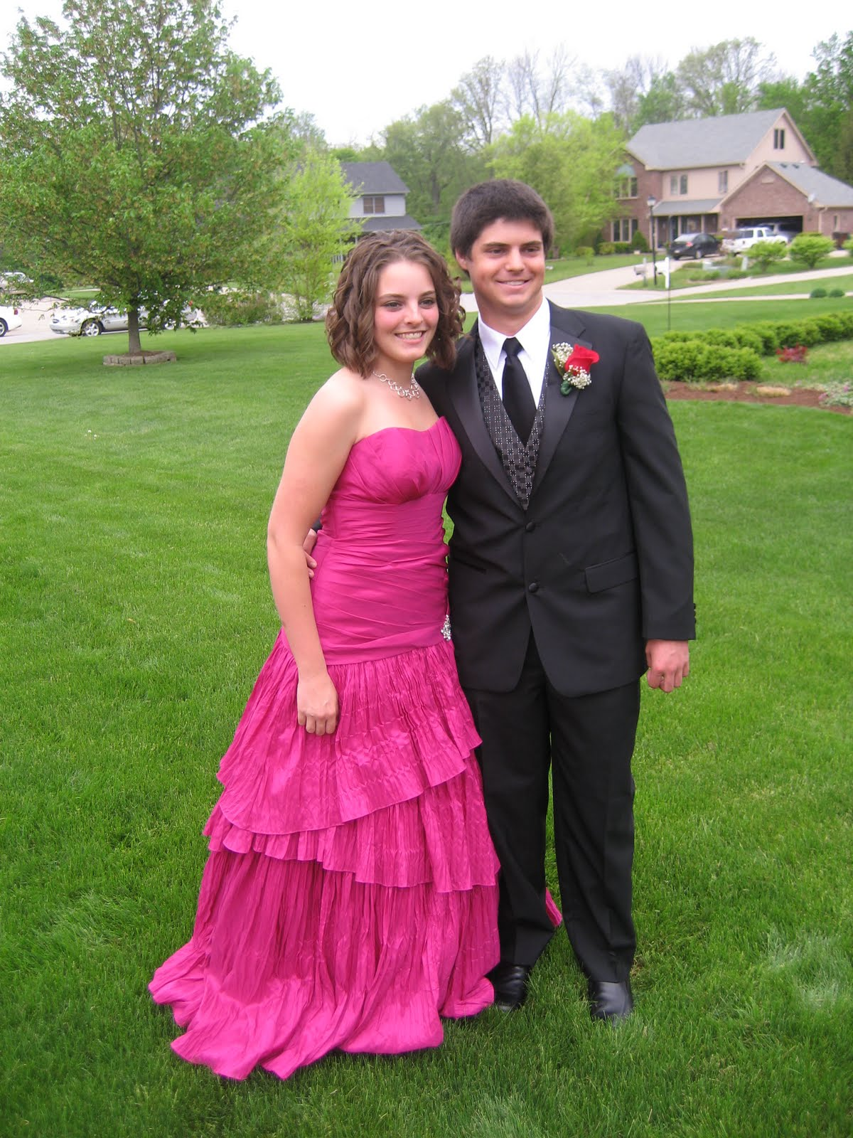 Tall Chick In The City: #65 New Palestine Prom