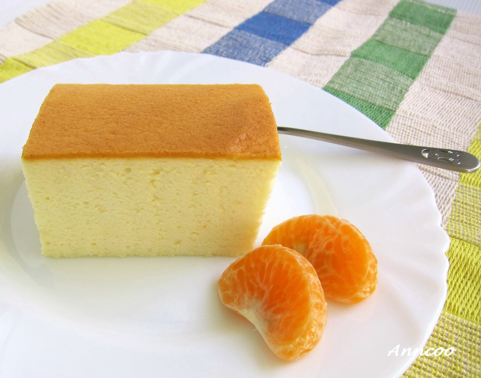 Orange Cheesecake | Anncoo Journal - Come for Quick and ...