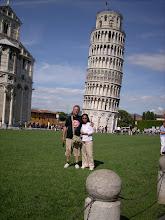 Torre Pendente, Pisa, Italia