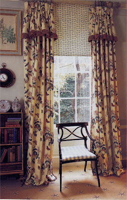 Fabulous Window Treatments September 2008
