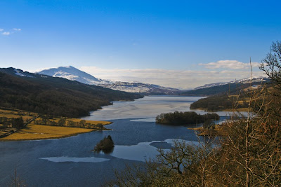 Loch Tummel from Queens View