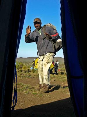 Kilimanjaro guide