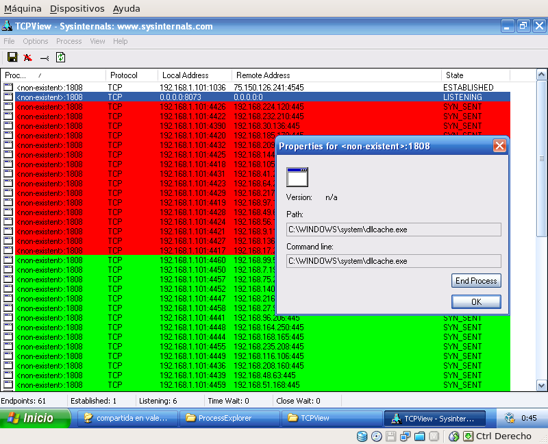 Tcpview.exe - фото 6