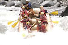 Rafting in Costa Rica!
