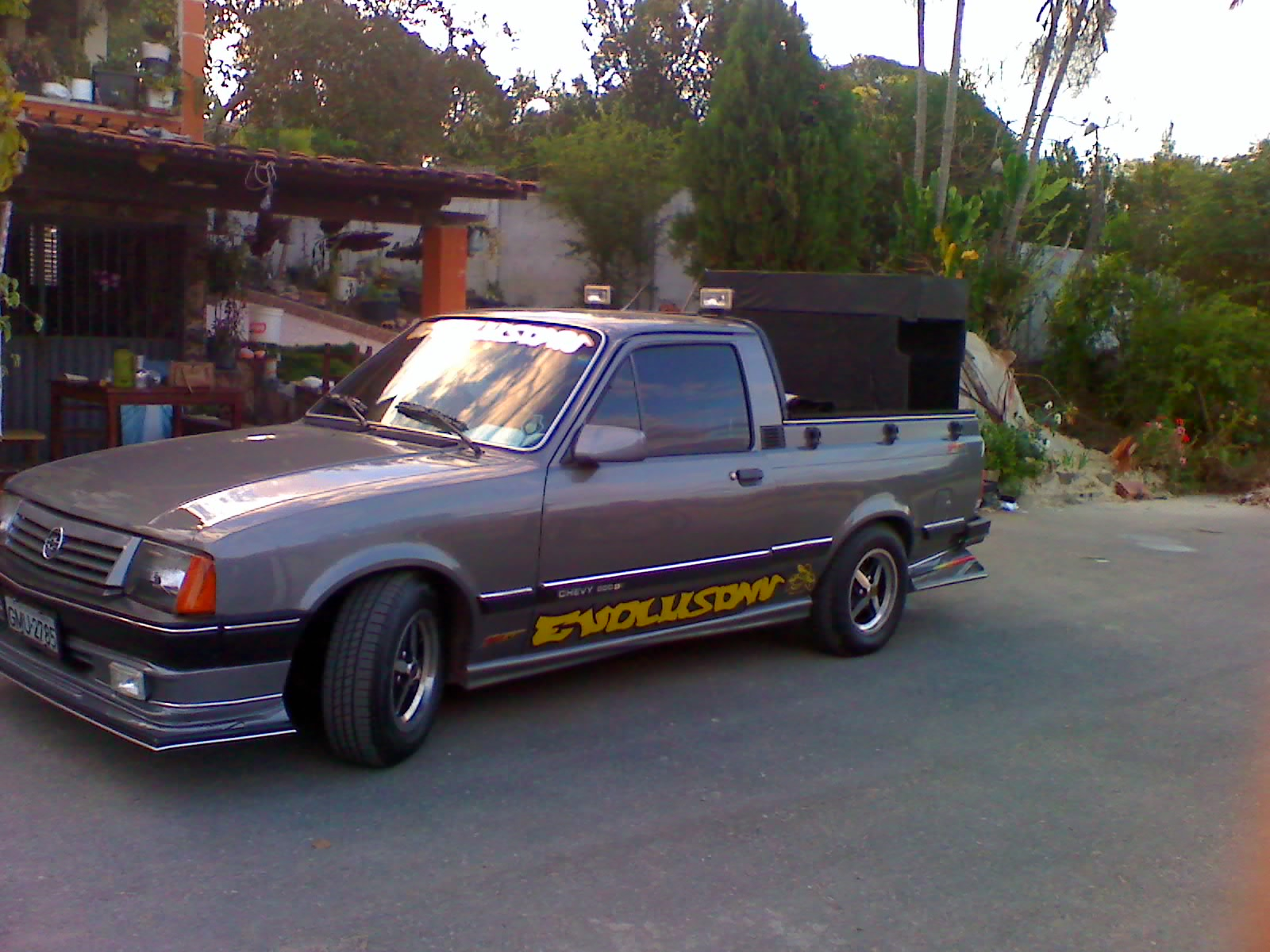 """Minha Chevy- DL"""