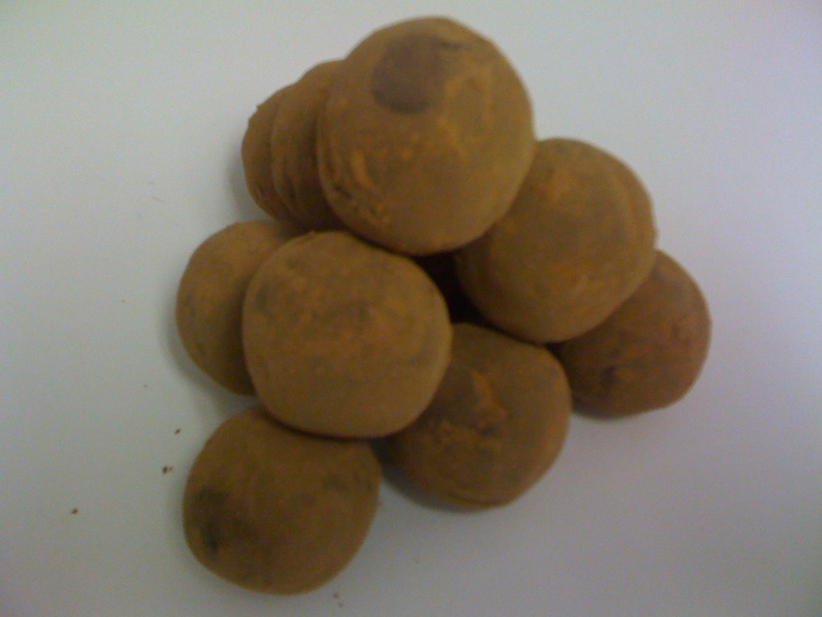 how to make homemade dark chocolate truffles