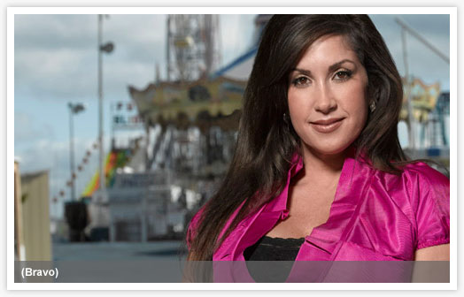 Jacqueline Laurita Fashion and Hairstyle