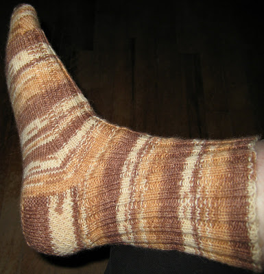 I love this sock