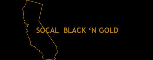 SoCal Black 'N Gold