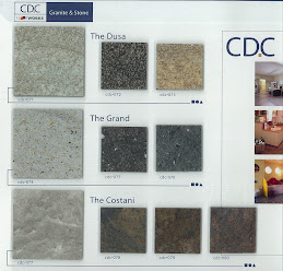 Vinyl Floor - Granite design