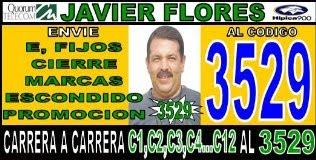 ENVIA ESCONDIDO, MARCAS Y FIJO A LA 3529