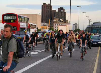 Image of Critical Mass in London