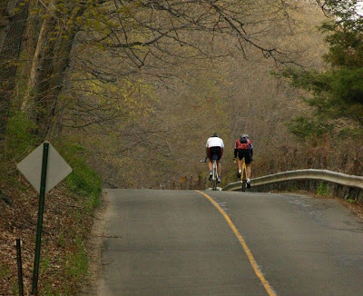 Bicyclists in Connecticut