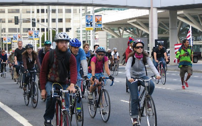 Image of San Francisco Critical Mass