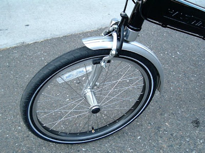 Image of Giant Halfway bicycle front fork