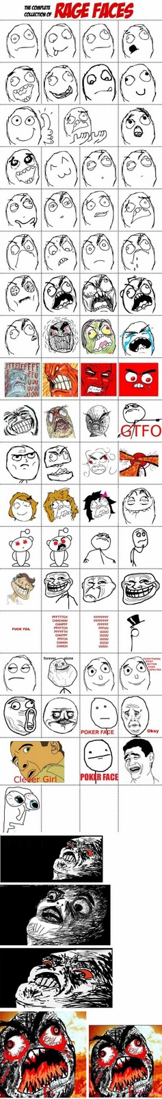 More funny | Meme | Rage Comics: Rage Faces