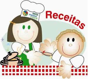 CULINÁRIA - RECEITAS DIVERSAS