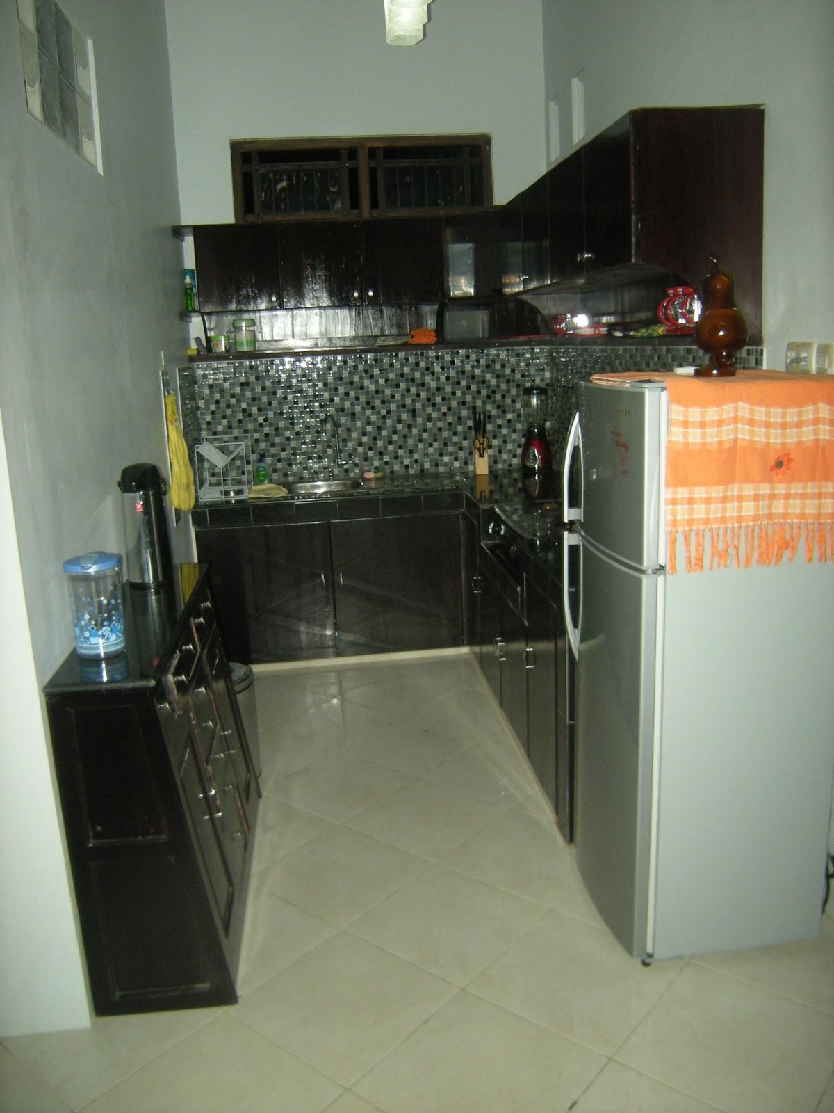 Kitchen Set Minimalis Almari Dapur Minimalis