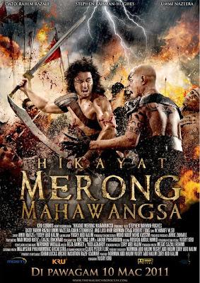 Poster Filem Hikayat Merong Mahawangsa