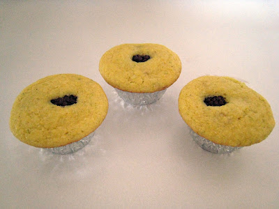 APPLE A DAY: Blackberry Lime Cornmeal Muffins