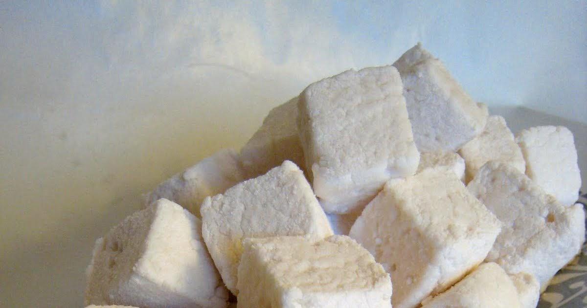 APPLE A DAY: Twelve Treats of Christmas-Double Vanilla Marshmallows
