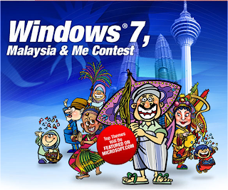 Windows 7 'Malaysia and Me' Contest