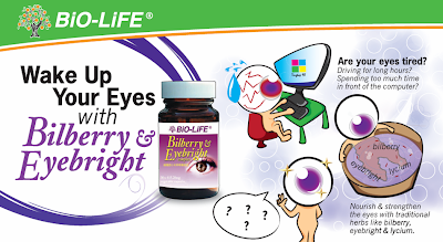 Bio-Life 'Wake Up Your Eyes' Contest