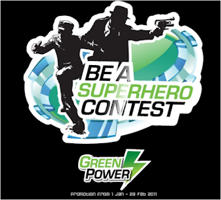 Senheng 'Be a Superhero' Contest