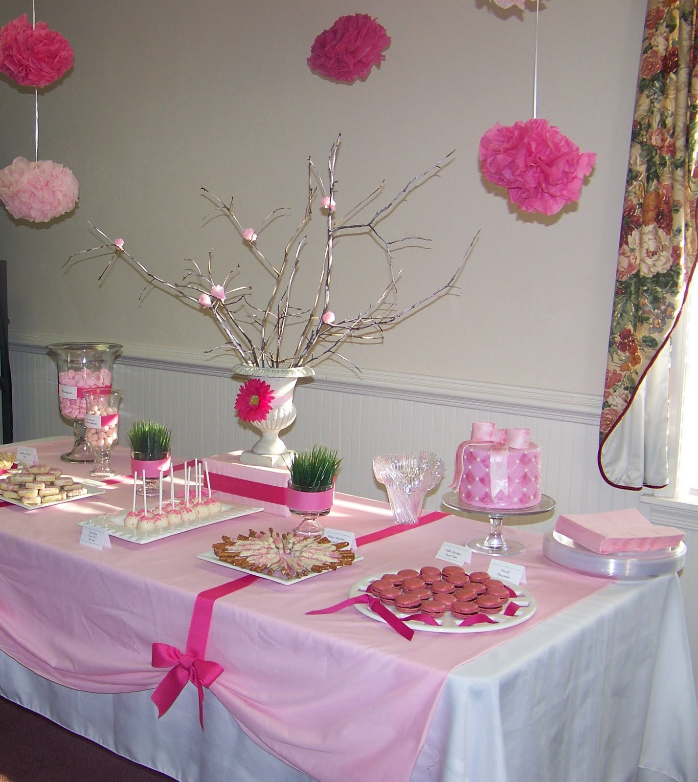 Simply Celebrate: Baby Shower Goodies