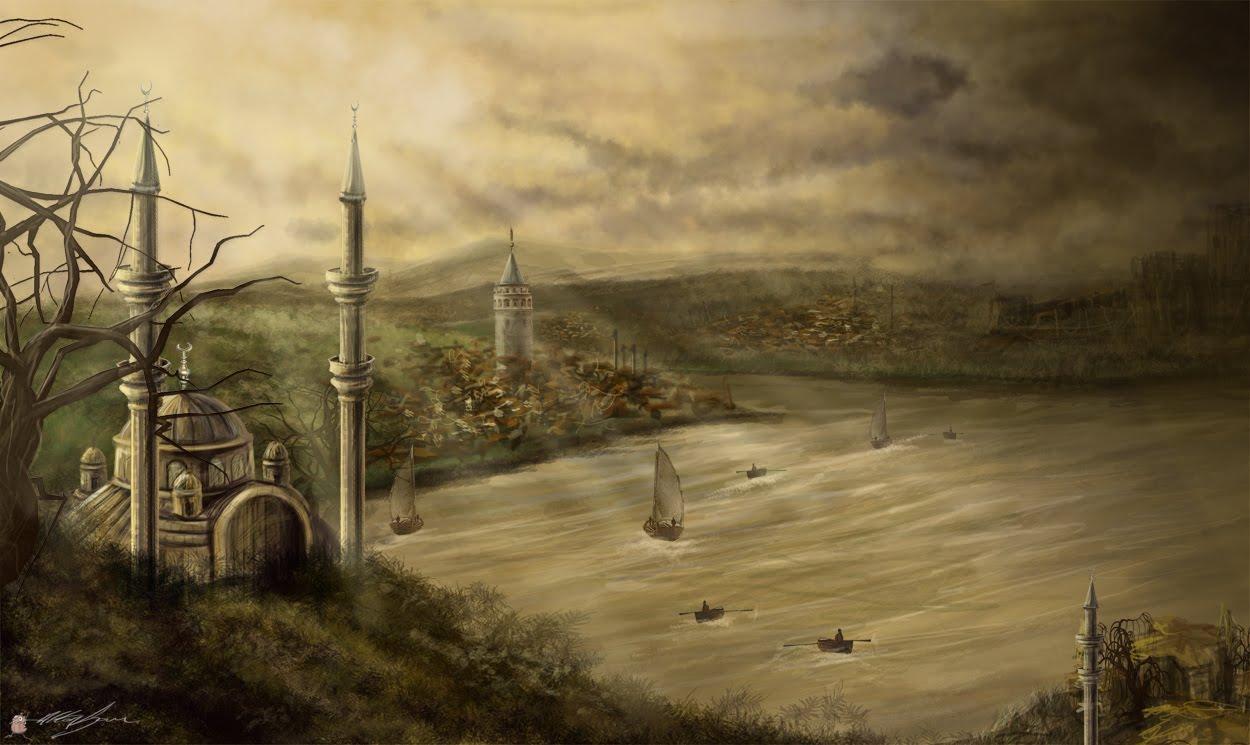Altan SAM [Illustrasyon Çalışmaları]